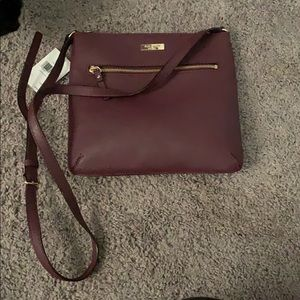 Brand new with tag Kate spade cross body purse!